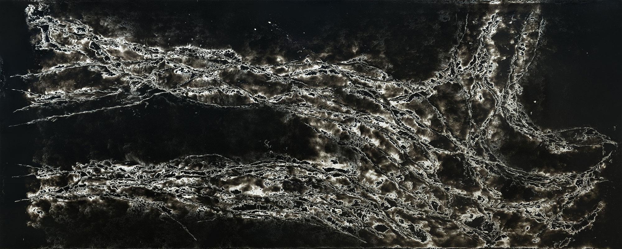 Ice Max Black Quartz Texture