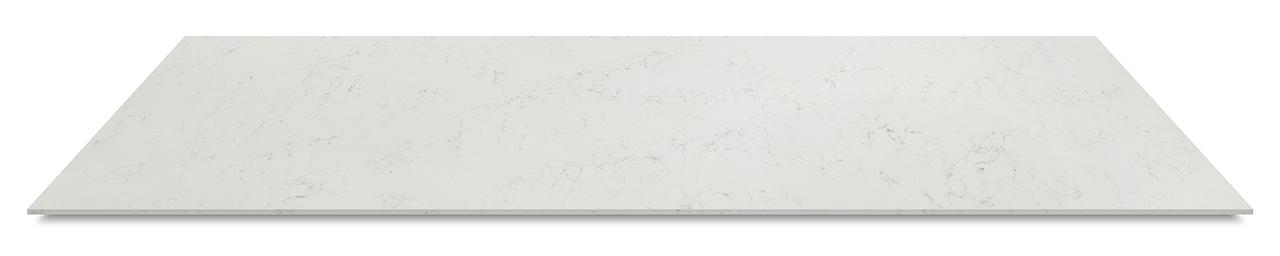 Unique Carrara Quartz Slab
