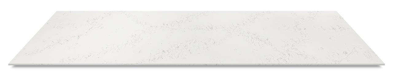Unique Bianco Quartz Slab