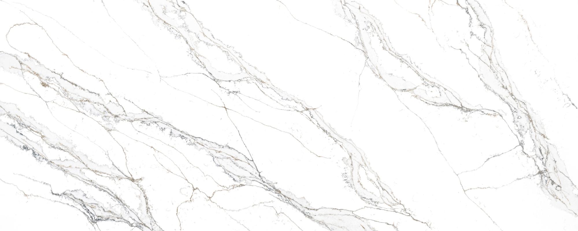 Unique Calacatta Macchia Vecchia Quartz Texture