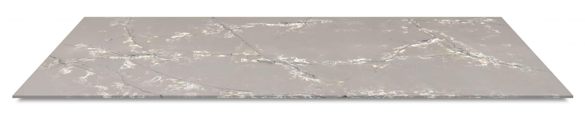 Ice White Quartz Slab