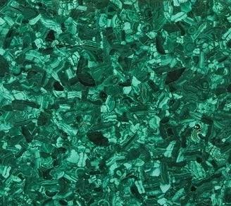 Malachite Semi Precious for Countertops, Flooring, and Tiles
