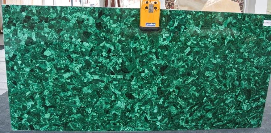 Malachite Natural Stone Countertops, Flooring, and Tiles